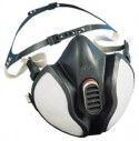 - 3M 4251 YarımYüz Organik Gaz-Buhar Maskesi 0070 16