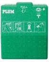 Göz Duşu Duvar İstasyonu Kapaklı (Plum) 0220 31 - Thumbnail