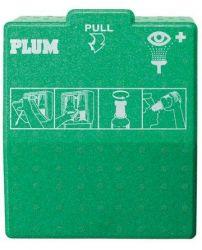 Göz Duşu Duvar İstasyonu Kapaklı (Plum) 0220 31